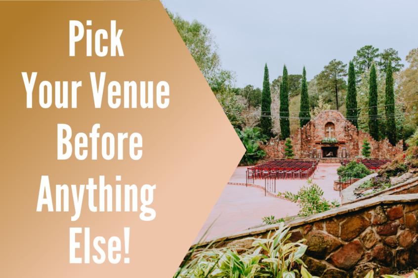 Madera Estates Wedding Venue in Conroe, TX