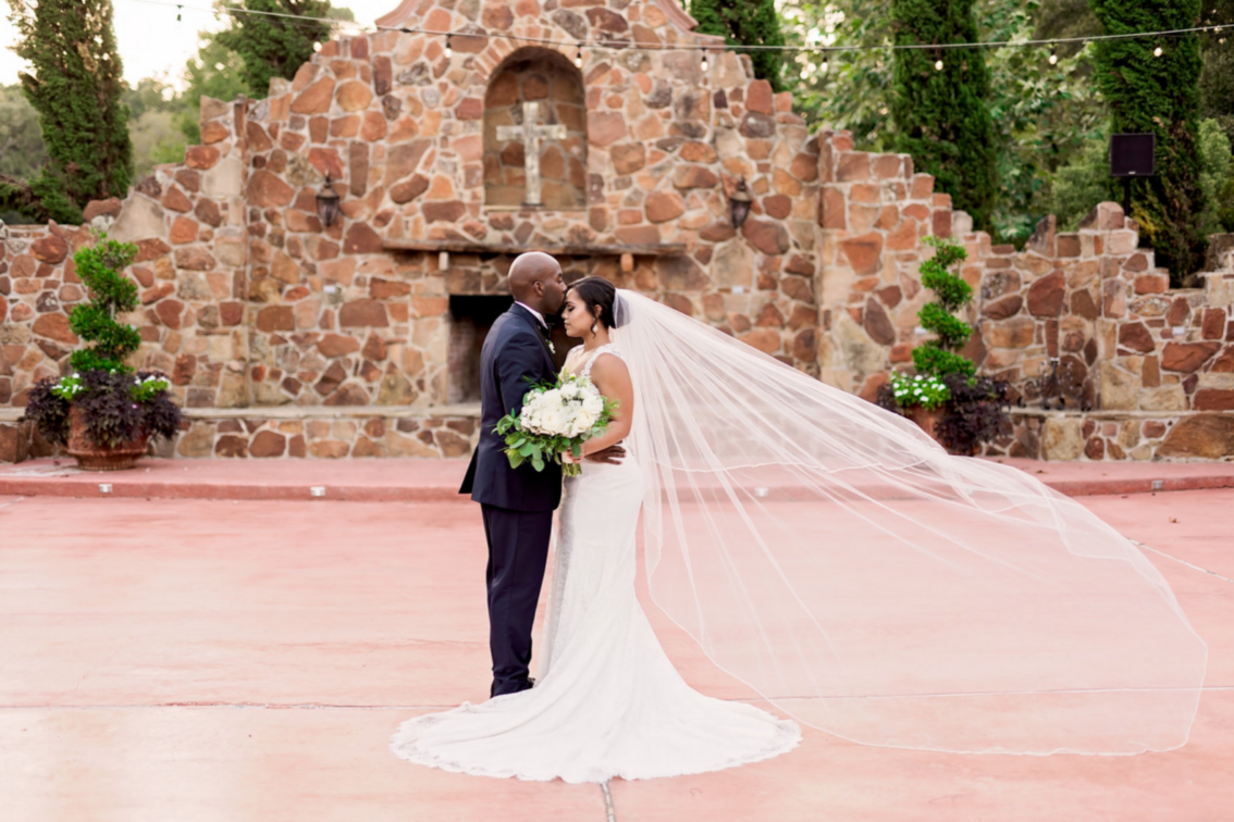 Wedding Ceremony at Madera Estates