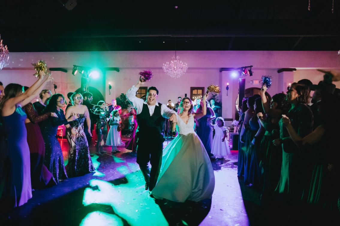 Wedding Reception at Madera Estates