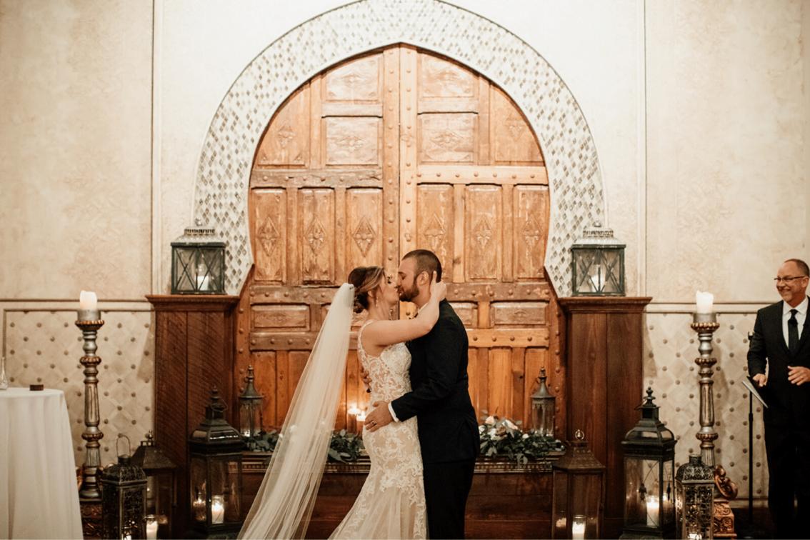 Real Wedding - Alexis & Milton