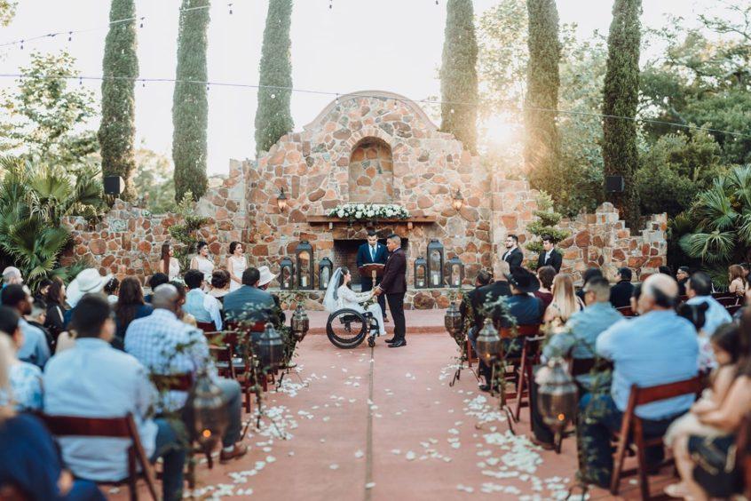 Best Houston Wedding Venue - Erick & Vanessa
