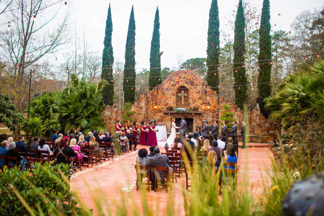 What To Look For In The Perfect Conroe Wedding Venue