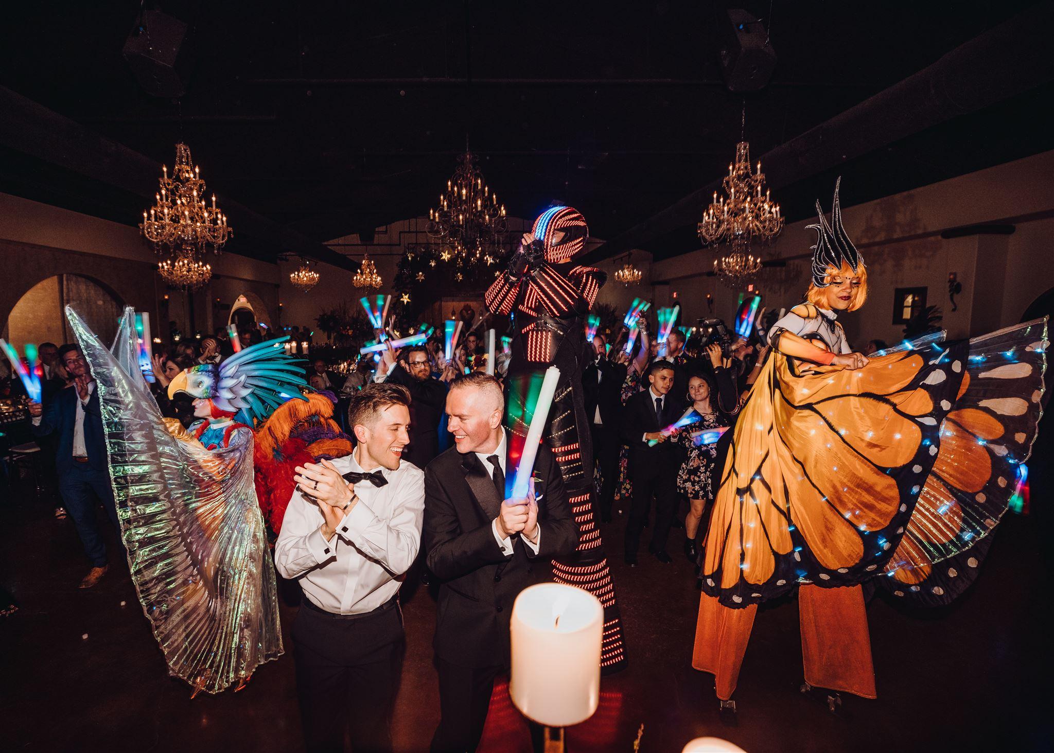 Live Wedding Entertainment at Madera Estates in Conroe, Texas