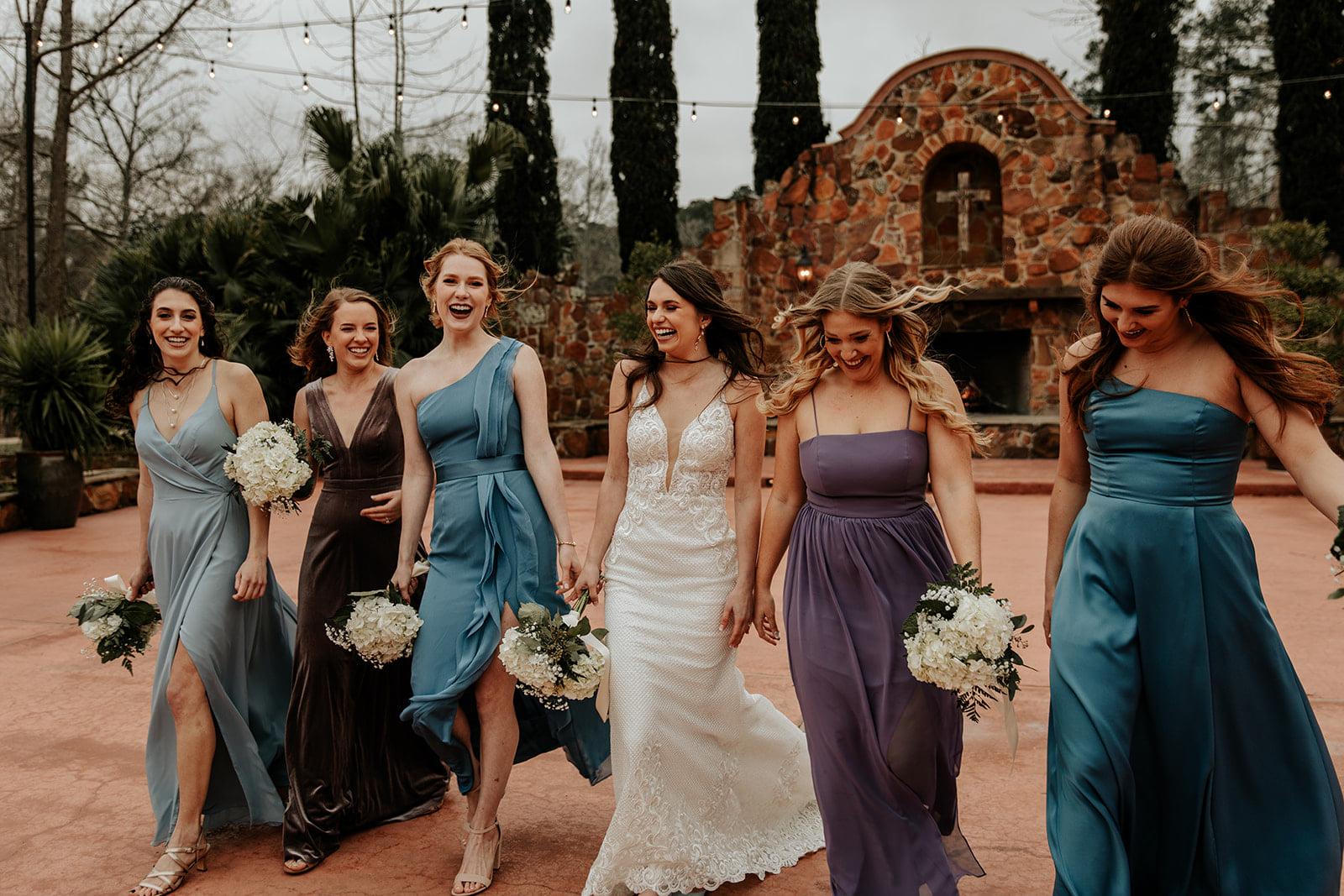 Mix & Match Bridesmaids Dress