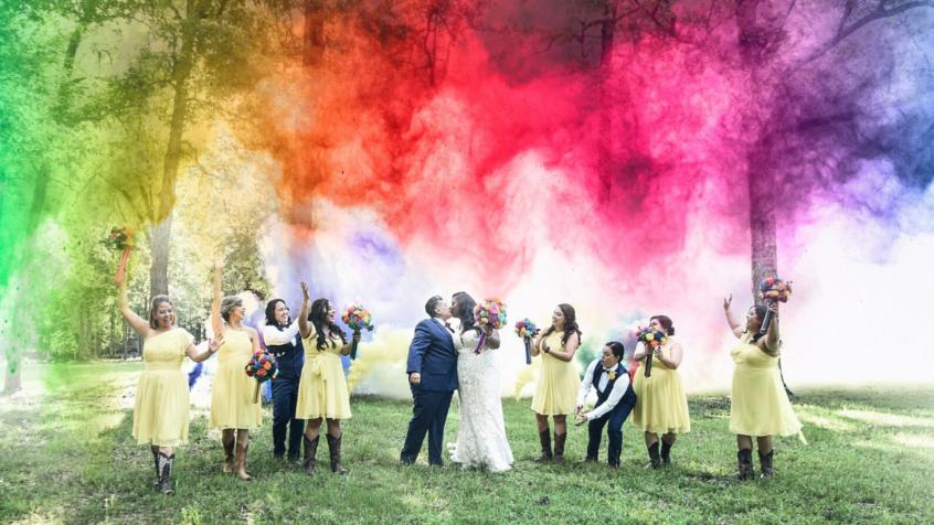 Add Pride Into Your Wedding Celebration - LGBT Wedding Venues Houston TX