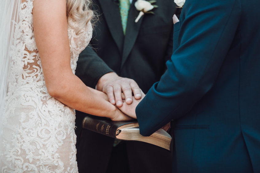 The Best Readings to Include in Your Wedding Ceremony