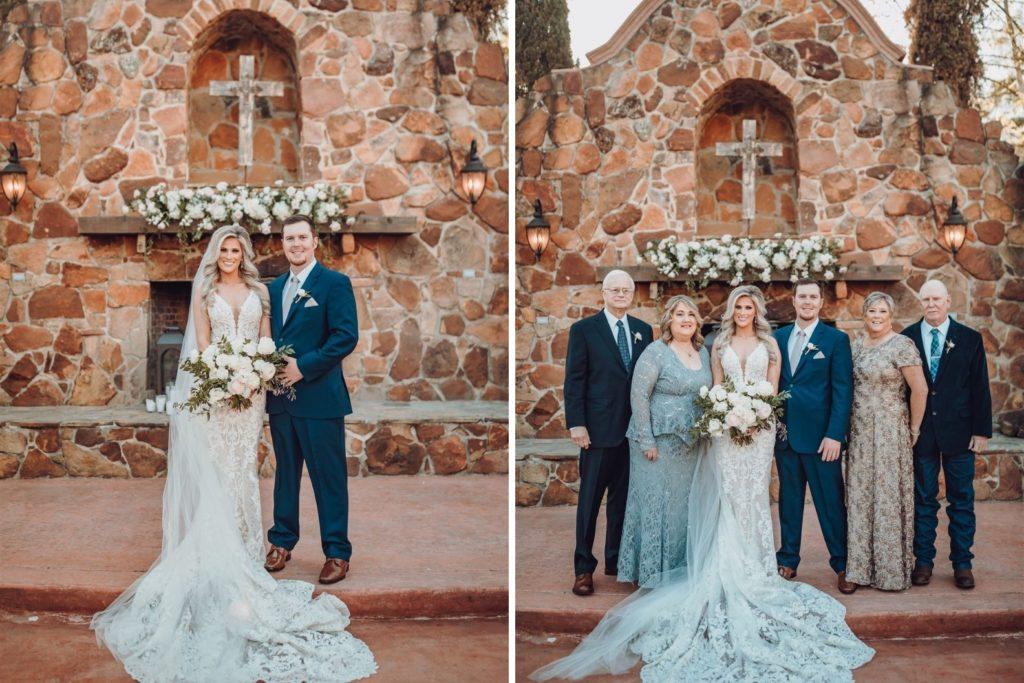 Catherine & Paten Real Wedding
